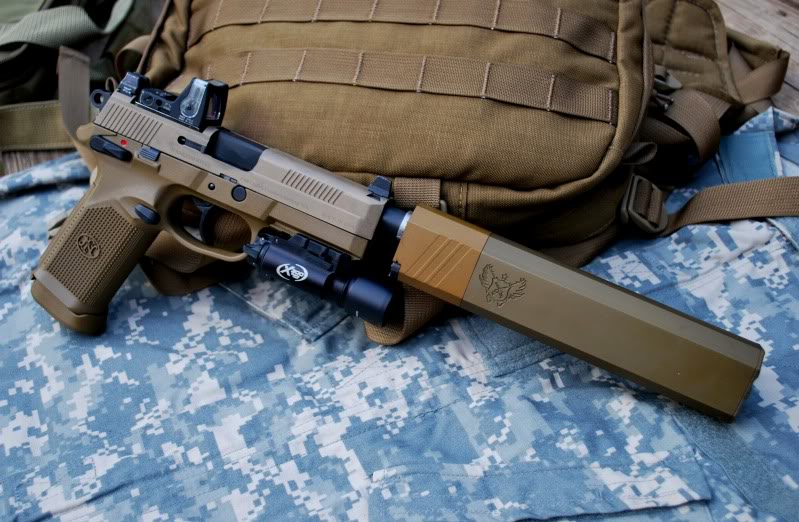 Fnp 45 tactical osprey suppressor bing images